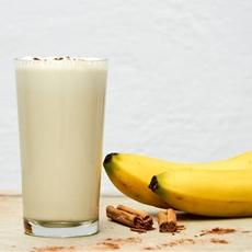 Banana Licuado (Batido)