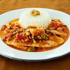 Veracruz Style White Fish