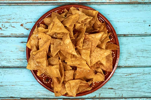 How to Make Tortilla Chips (Totopos)