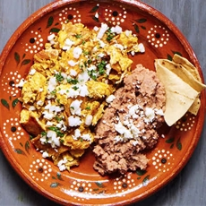 Mexican Style Migas