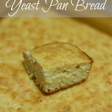 Easy Yeast Bread (In a Pan)