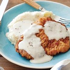 Ree Drummonds Chicken Fried Steak