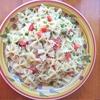 Bow Tie Pasta In Garlic & Caper Sauce