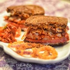 Kimchi Rueben