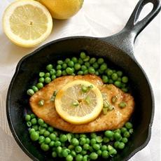 Lemon chicken easy