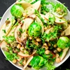 BRUSSEL SPROUT SALAD ( NORDIC STYLE)