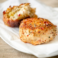 Chicken Vegetable Cutlets