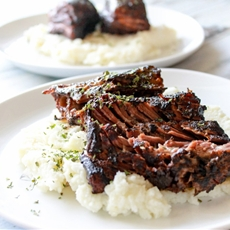 72 Hour Short Ribs