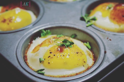 Pastrami Egg Cups