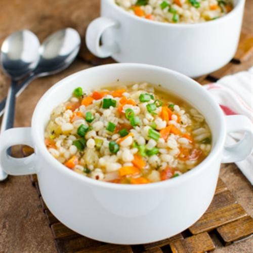 Healthy Barley Soup