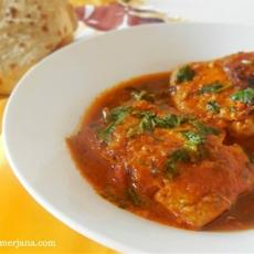Fish Curry (machli ka salan)