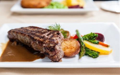 Mushroom Sauce for Steak