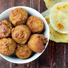 Hemp & Flaxseed Muffins (Gluten & Dairy Free)