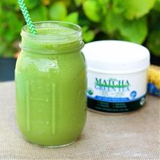 Benefits of Matcha & Matcha Green Tea Smoothie