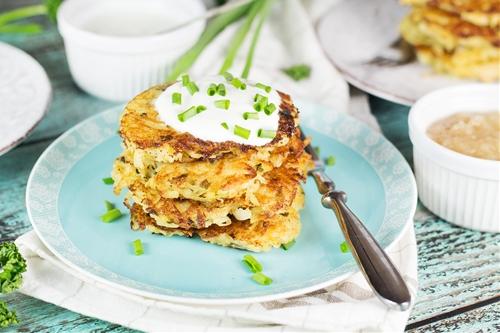German Potato Pancakes (Kartoffelpuffer)