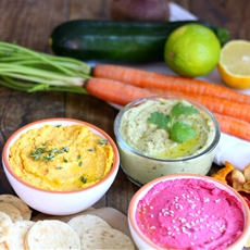 Best Paleo & Vegan Hummus Recipes