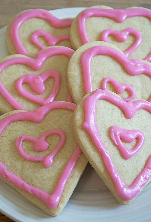 Mmmmm Vegan Sugar Cookies