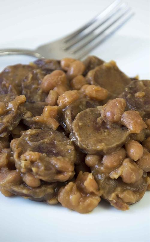 Vegan Beans and Wieners