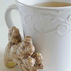 The Best Lemon and Ginger Tea