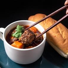 Instant Pot Bo Kho (Vietnamese Beef Stew)