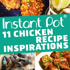11 Instant Pot Chicken Dinner Ideas You Should Try