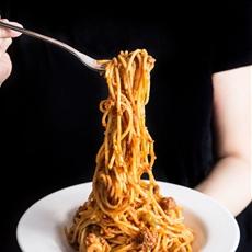Pressure Cooker Spaghetti Bolognese