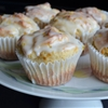 Lemony Greek Yogurt Muffins