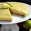 Vegan No Bake Key Lime Avocado Pie