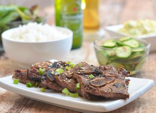 Korean BBQ Kalbi