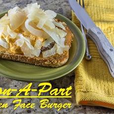 Bon-A-Part Open Face Burger