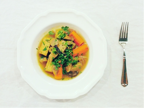 Bò Kho Chay (Vegan Vietnamese Beef Stew)
