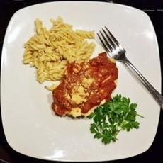 Ricotta Chicken Parmesan
