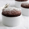Chocolate Soufflé {low-fat}