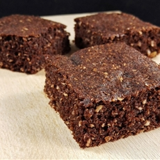 Delicious Cakey Coconut Brownies (Dairy