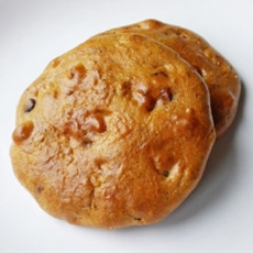 4-Ingredient Flourless Paleo Banana Cookies