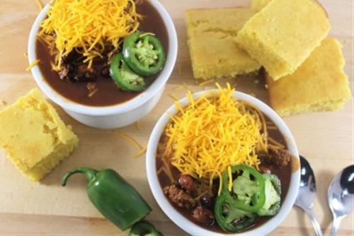 Crock-Pot Turkey Chili