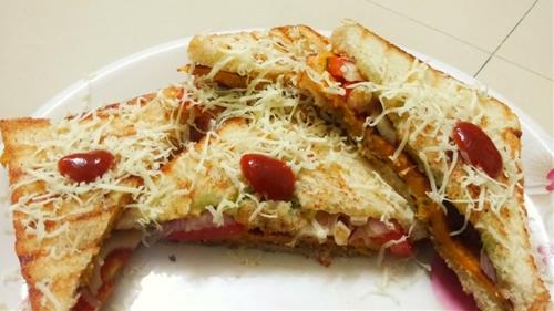 pudla sandwich recipe chefthisup