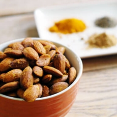 The Curried Almonds in Your Crock PotNut Butter Hub