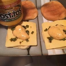 Jalapeño Potato Bread Grilled Cheese