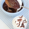 5 Minute Salted Caramel Chocolate Pots