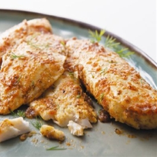 Zesty Lemon Garlic Tilapia