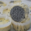 Cookies and Creme Cheesecakes