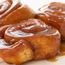 Cinnamon Rolls / Caramel Rolls
