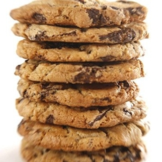 Jacques Torress Secret Chocolate Chip Cookies