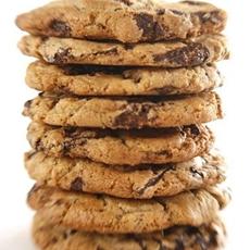 Jacques Torress Secret Chocolate Chip Cookies