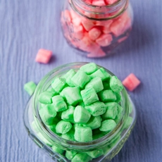 Old-Fashioned Butter Mints (no-bake, gluten-free)