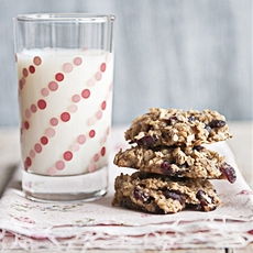 Hearty Oatmeal Banana Breakfast Cookies