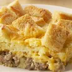 Country Breakfast Casserole Recipe