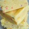 Cake Batter Fudge - 10 Minute Recipe!