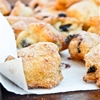 Blueberry Breakfast Fritters